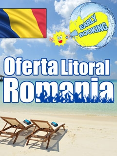 Liroral Romania, Early Booking litoral Romania - Discovery Pitesti