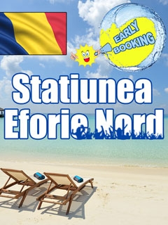 Eforie Nord, Early Booking litoral Romania statiunea Eforie Nord - Discovery Pitesti