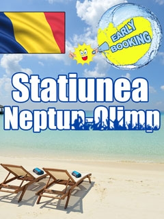 Neptun - Olimp, Early Booking litoral Romania statiunea Neptun-Olimp - Discovery Pitesti